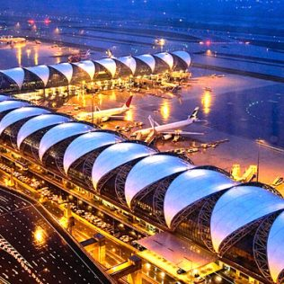 Bangkok Car Rental – Suvarnabhumi Airport