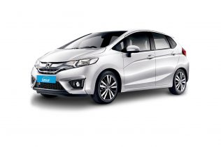 Honda Jazz or similar