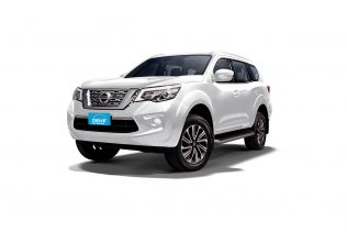 Nissan Terra or similar