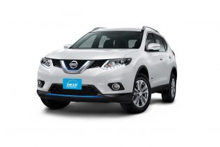 Nissan X-Trail or similar