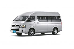 Toyota Commuter or similar