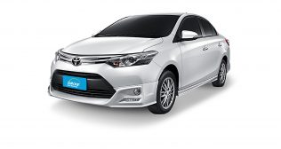 Toyota Vios or Similar