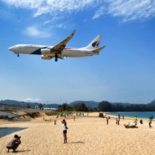 Phuket Airport – 普吉岛机场
