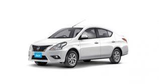 Nissan Almera 或同组车型