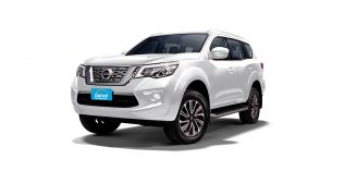 Nissan Terra or similar