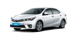 Toyota Altis 或同组车型
