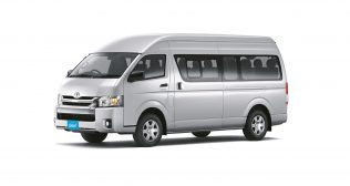 Toyota Commuter 或同组车型