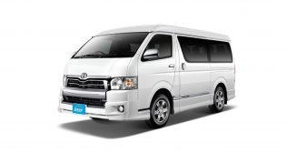 Toyota Ventury or similar